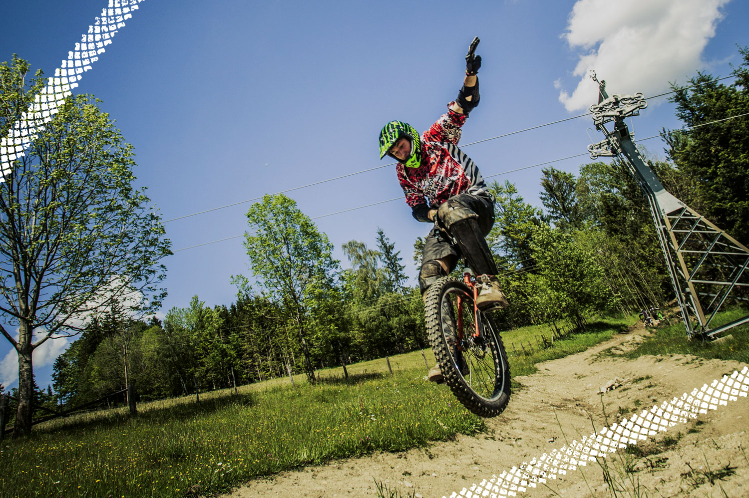 Downhill Austria May 2014