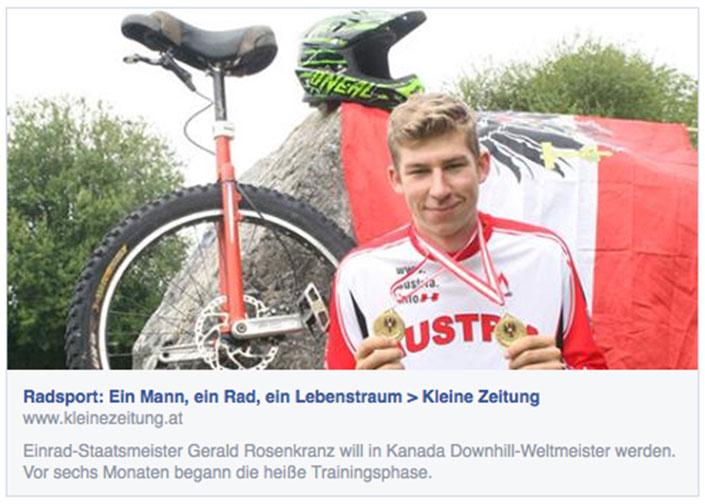 Pressebericht Kleine Zeitung