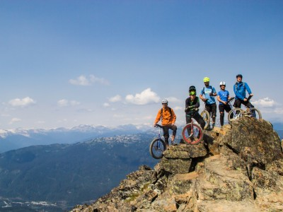 Top of the World Trail - Whistler